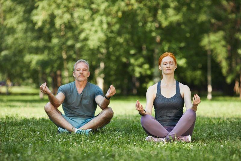employee meditation mindfulness