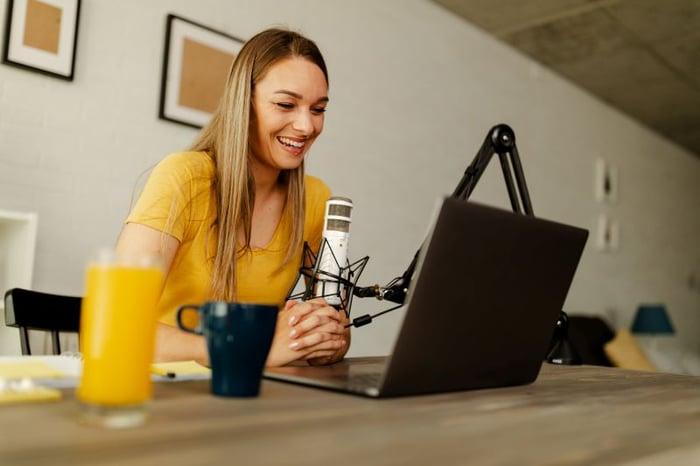 hybrid remote work employee