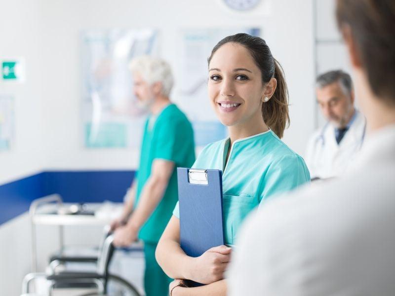 nurse employee healthcare