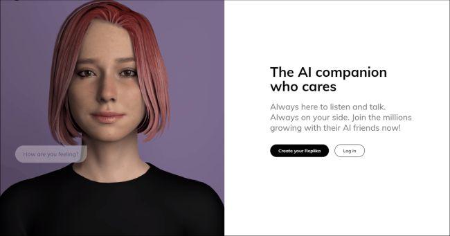 AI companion hr