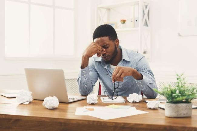 burnout hr office