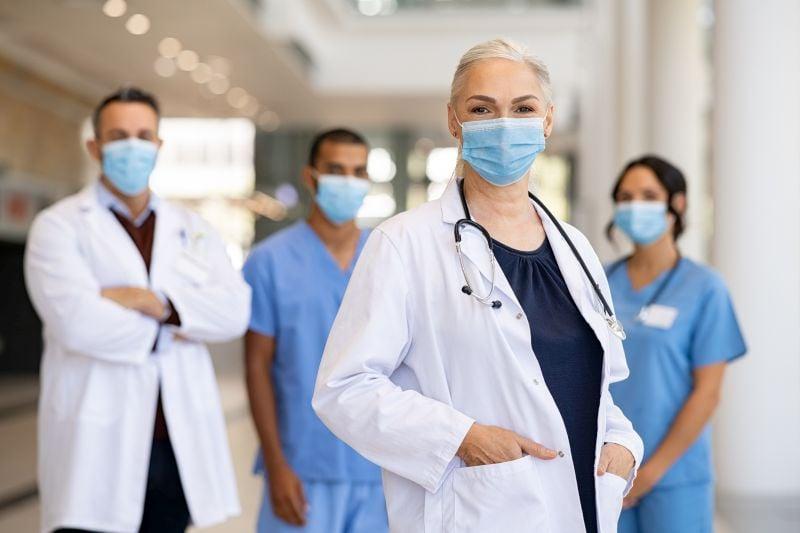 vaccine mandate hospitals united states