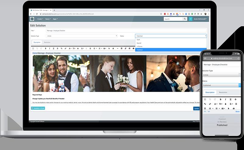 HR Knowledge Management Workflow Automation